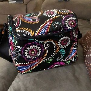 Vera Bradley Cooler Bag (Lunch Box)